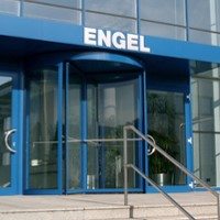 The new ENGEL building in Walluf
